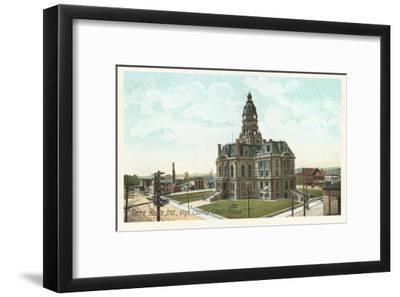 Courthouse, Terre Haute, Indiana