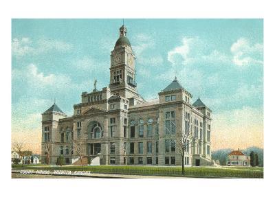 Courthouse, Wichita, Kansas--Art Print