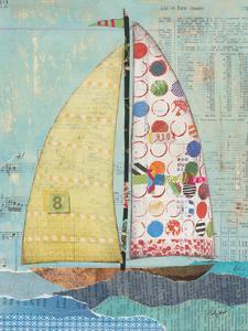At the Regatta I Sail by Courtney Prahl