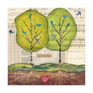 Bird Notes by Courtney Prahl