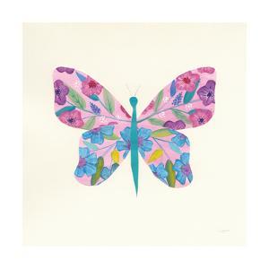 Butterfly Garden II by Courtney Prahl