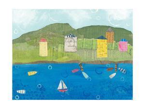 Coastal Harbor II by Courtney Prahl