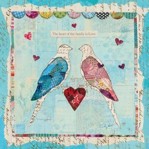 Love Birds by Courtney Prahl