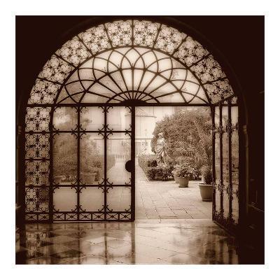 Courtyard in Venezia-Alan Blaustein-Art Print