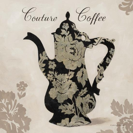 Couture Coffee-Marco Fabiano-Art Print