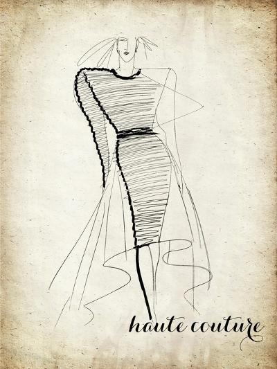 Couture Concepts II-Nicholas Biscardi-Premium Giclee Print