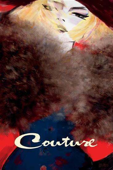 Couture Inspired--Premium Giclee Print