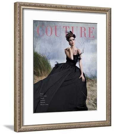 Couture, November 1959--Framed Art Print