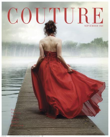 Couture, September 1960--Art Print