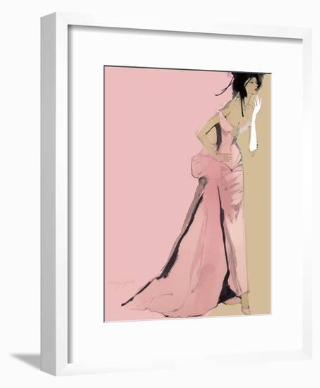 Couture-Ashley David-Framed Premium Giclee Print
