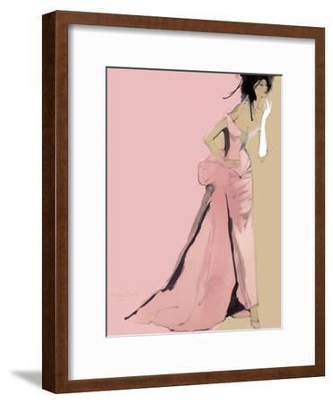 Couture-Ashley David-Framed Premium Giclee Print