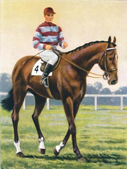 Couvert, Jockey: C. Richards', 1939-Unknown-Giclee Print