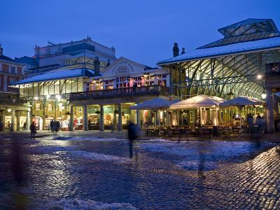 Covent Garden, London, England, United Kingdom, Europe-Ben Pipe-Photographic Print