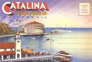 Cover for Catalina Island