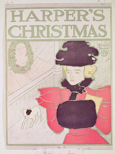 Cover for Harper's Magazine, Christmas Issue--Giclee Print