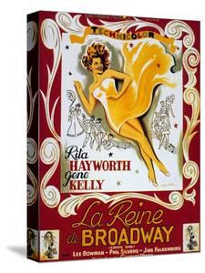 Cover Girl (La Reine De Broadway) De Charlesvidor Avec Rita Hayworth, Lee Bowman, 1944