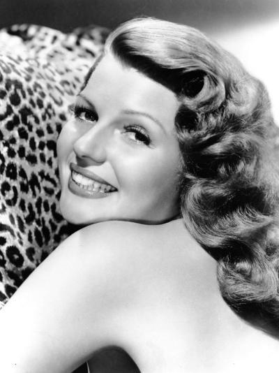 Cover Girl, Rita Hayworth, 1944--Photo