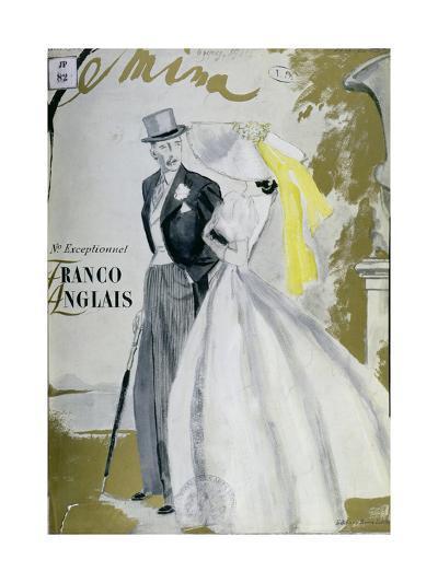 Cover of 'Femina' Magazine, June 1938--Giclee Print