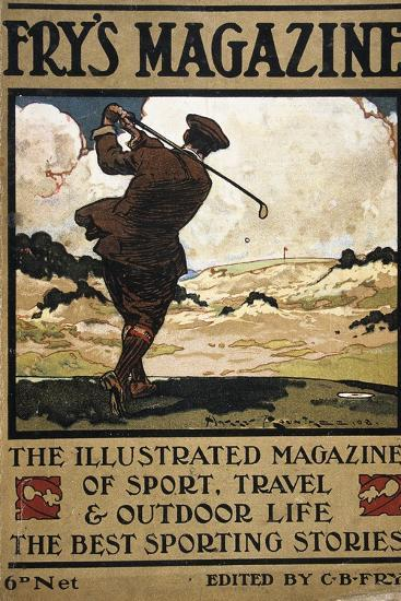Cover of Fry's Magazine, c1904-c1914-Unknown-Giclee Print