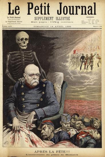 Cover of Le Petit Journal, 14 April 1895-Henri Meyer-Giclee Print