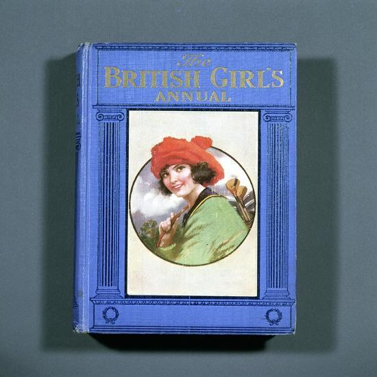 Cover of The British Girl's Annual, 1923-Unknown-Giclee Print
