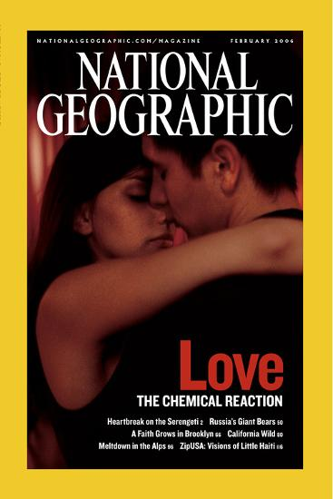 Cover of the February, 2006 National Geographic Magazine-Pablo Corral Vega-Photographic Print