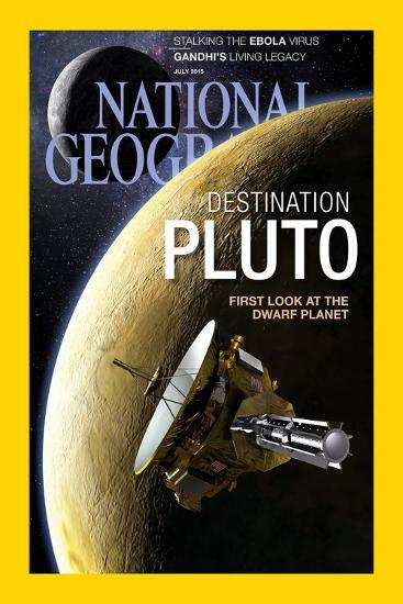 Cover of the July, 2015 National Geographic Magazine-Dana Berry-Photographic Print