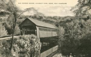 Covered Bridge, Keene, New Hampshire