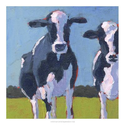 Cow Pals I-Carol Young-Art Print