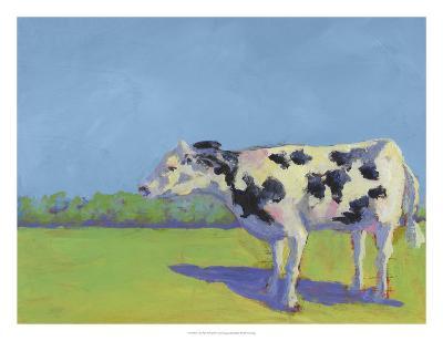 Cow Pals III-Carol Young-Art Print