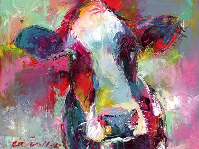 Cow3-Richard Wallich-Art Print