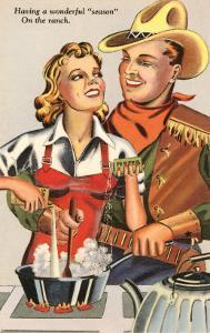 Cowboy and Cowgirl Cooking