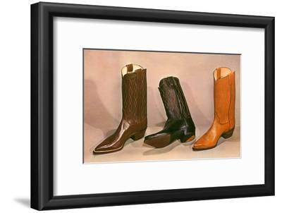 Cowboy Boots, Retro