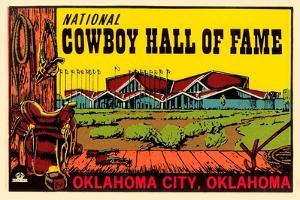 Cowboy Hall of Fame, Oklahoma City