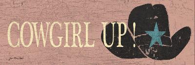 Cowgirl Up-Jo Moulton-Art Print