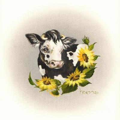 Cowl Ender Girl-Peggy Harris-Giclee Print