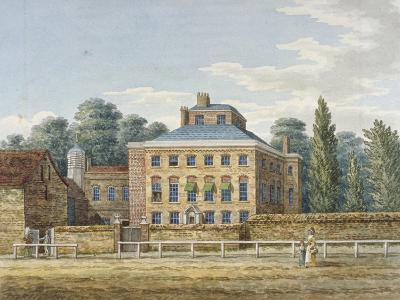 Cowley Grove, Hillingdon, Middlesex, C1820--Giclee Print