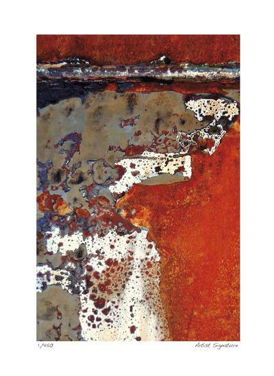 Coyote Canyon I-Luann Ostergaard-Giclee Print
