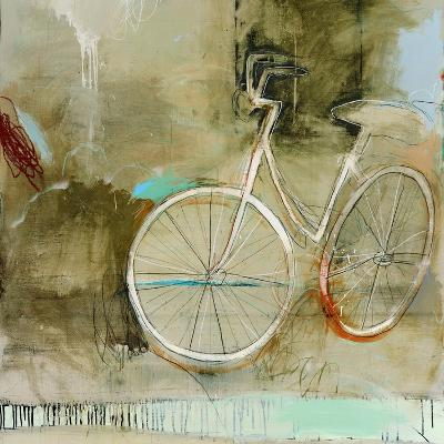 Cozy Bike-Patrick Wright-Premium Giclee Print