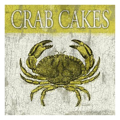 Crab Cakes-Jace Grey-Art Print