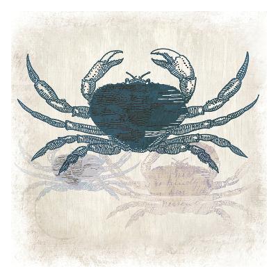 Crab Coast Vision-Kimberly Allen-Art Print