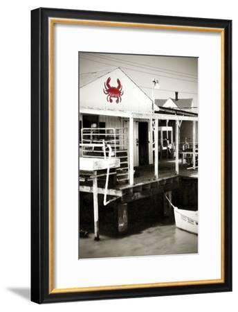 Crab Shack 1-Alan Hausenflock-Framed Photographic Print