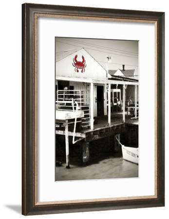 Crab Shack 1-Alan Hausenflock-Framed Photographic Print