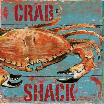 Crab Shack-Gregory Gorham-Art Print