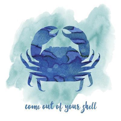 Crab-Erin Clark-Giclee Print
