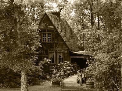 Cradle of Forestry in America, Pisgah National Forest, North Carolina, USA-Adam Jones-Photographic Print