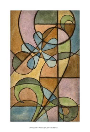 Craftsman Flower I-Jason Higby-Art Print