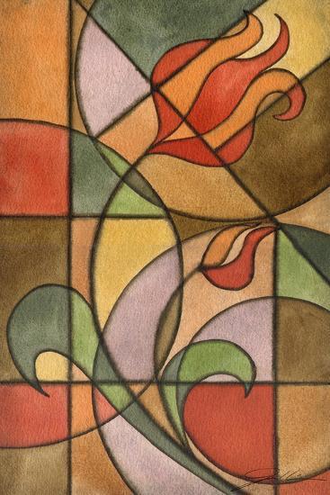 Craftsman Flower II-Jason Higby-Art Print
