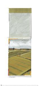 Pasture of Light II by Craig Alan
