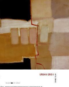 Urban Grid I by Craig Alan